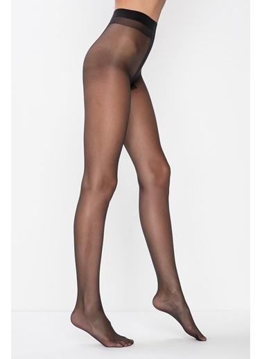 Penti Kadın Ten Rengi Yok Gibi 5 Den Külotlu Çorap PCLPP12K15SK Siyah